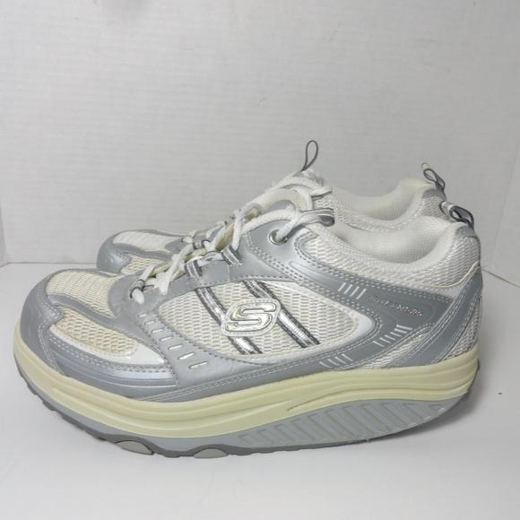 Skechers Shoes   Shape Ups Walking Shoe